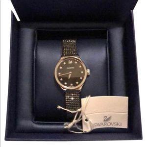 NWT and Box!! Swarovski Watch